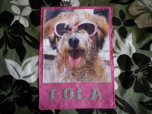 Bed lola pic